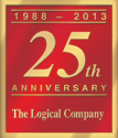Logical 25th Anniversary